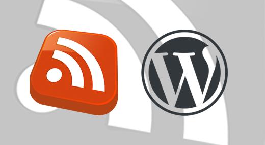 Wordpress Rss Feed Einrichten
